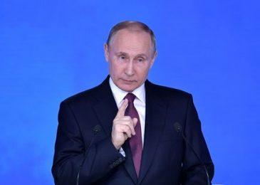 В СРО «МиР» ответили Владимиру Путину
